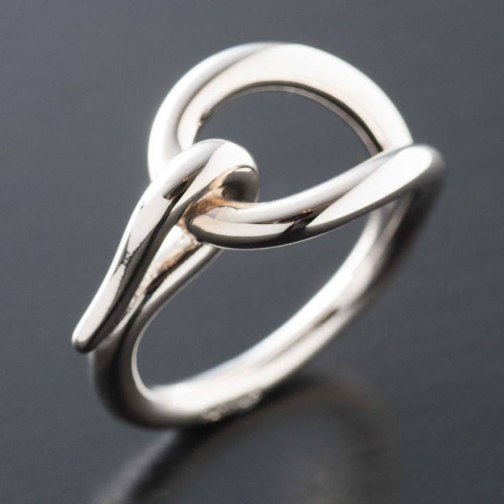 Hermes Scarf Ring In Silver Tone                                                                                                                                                                                 More