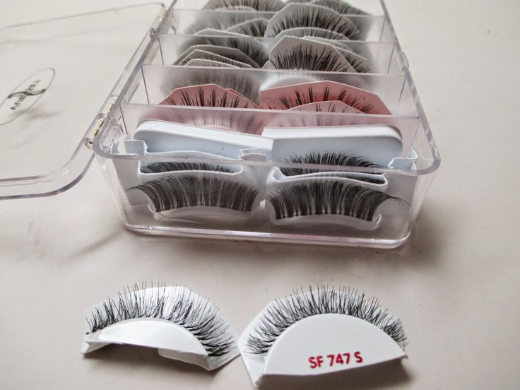 Makeup By RenRen: Makeup Kit - False Lash Storage