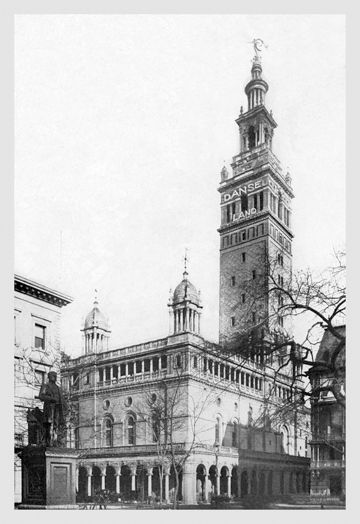 Madison Square Garden, 1911//