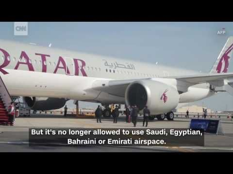 [WATCH] Food, fuel and flights: How Qatar may suffer