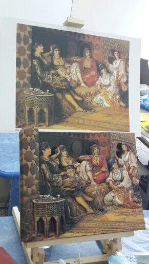 Üç boyutlu tablo