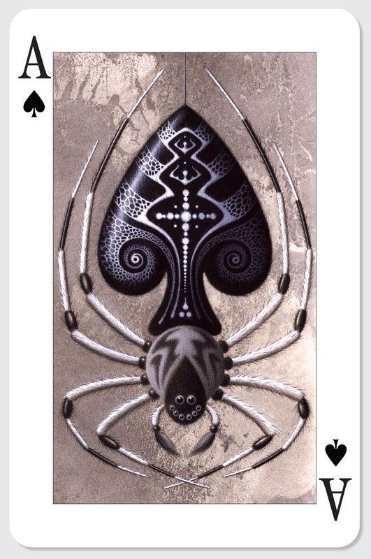 Tattoo inspiration... Tony Meeuwissen - Ace of Spades