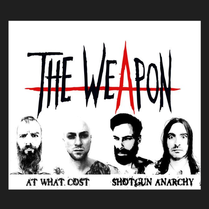 THE WEAPON (w/ Jesse Leach) Two-Song EP Review & Stream