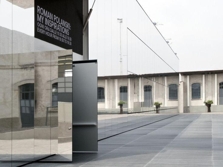 Fondazione Prada, Photo by Giulio Ghirardi