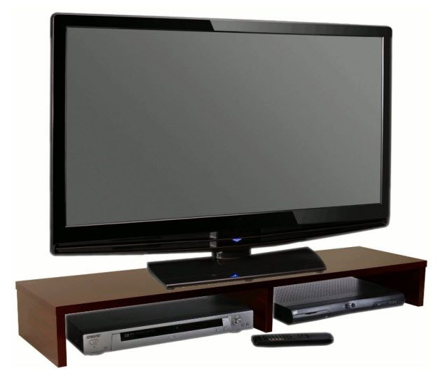 Universal Table Top Tv Stand For 32 60 Flat Screen Televisions