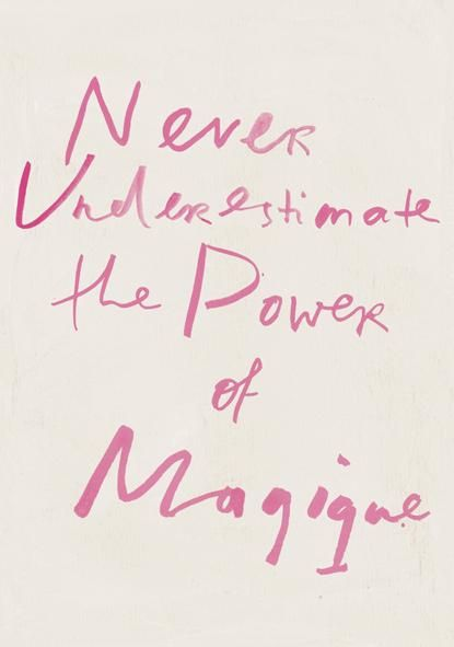 HOTEL MAGIQUE The Power of Magique greeting card SHOP ONLINE