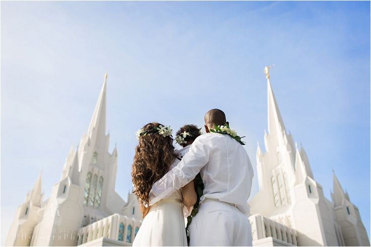 I was so honored to be invited to document Alexa and Malcolm's sealing with a family portrait session at the LDS San Diego Temple. Their little family couldn't be any more perfect (or beautiful) and I'm so happy for them and all that eternity holds for them!