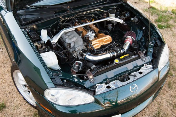Show us your Valve Cover (Ideas) - Page 34 - ClubRoadster.net