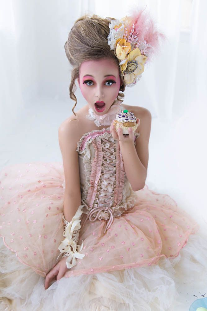 Marieantoniette tutu set, Exclusive desing! I personally made this corset and tutu along with the flower crown for this amazing editorial shoot! This pictures have been published in magazines. Fashion