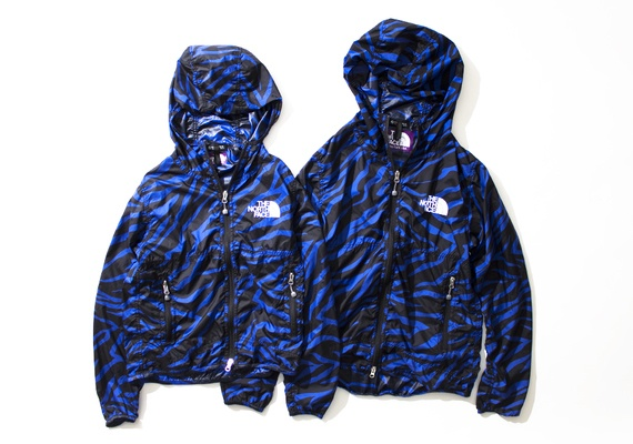 "The North Face Purple Label ""Zebra Print"" Collection http://www.equniu.com/2013/02/26/the-north-face-purple-label-zebra-print-collection/"