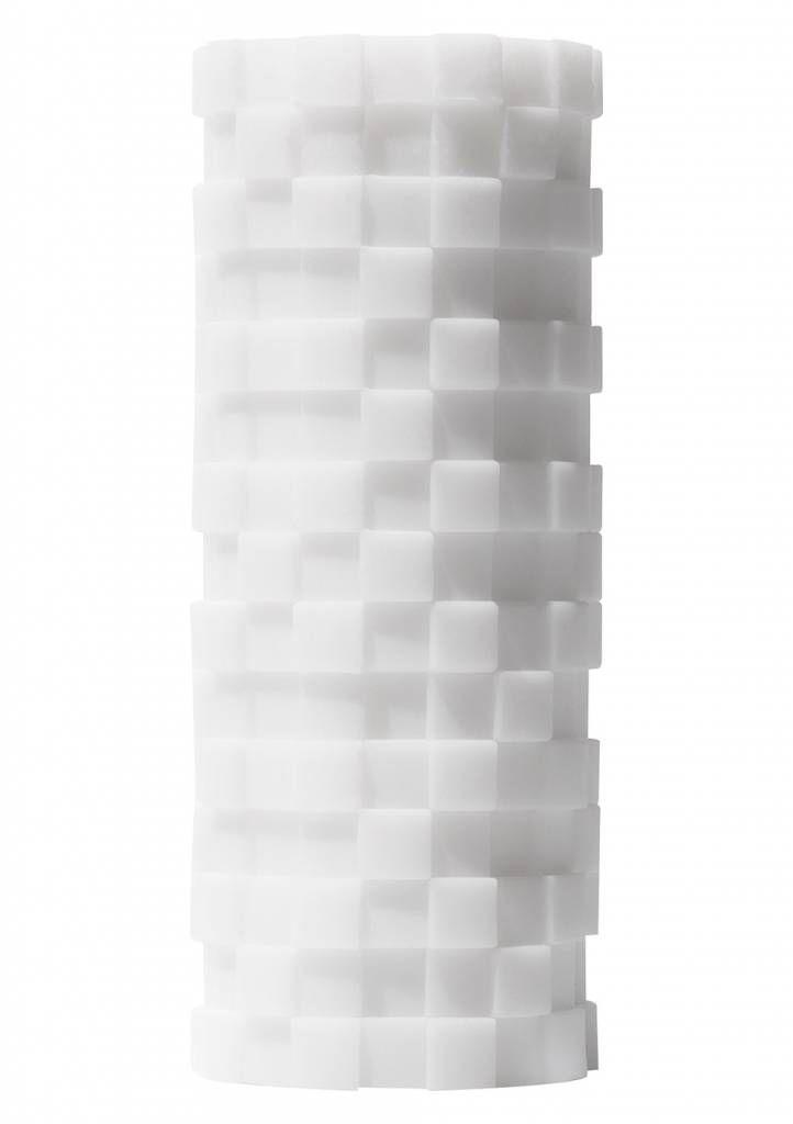 Tenga 3D Module white masturbator | misswalker.nl
