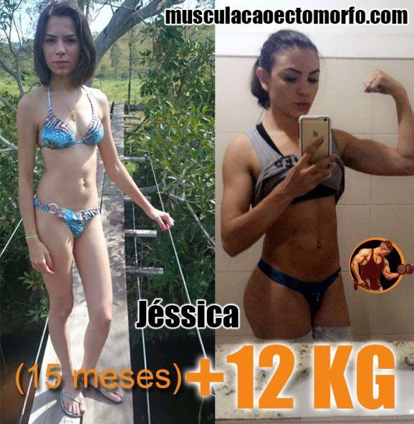 Este artigo é para os magros e magras com metabolismo acelerado que ainda não conseguiram ganhar peso ou pensam que isso é impossível.