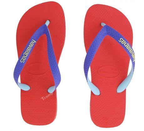 #HAVAIANAS TOP MIX   http://tramp4.pl/kobieta/obuwie/sandaly_i_klapki/klapki_japonki_havaianas_top_mix_salmao.html