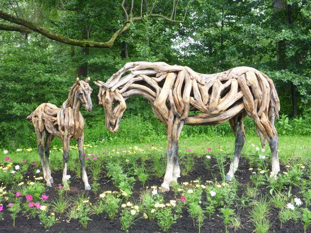 F A Q Info fine bronze driftwood horse sculptures by Heather Jansch