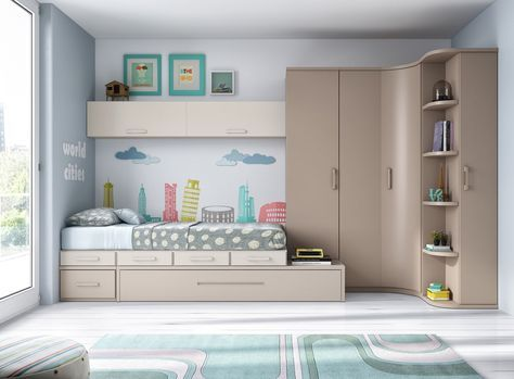 Resultado de imagen de dormitorio juvenil