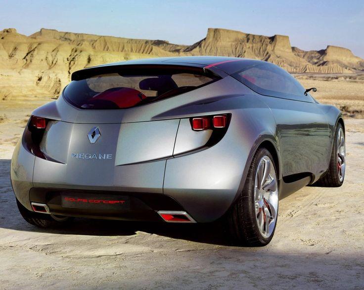 renault megane coupe concept 2008 autos modelos 2000 al 2019 pinterest coupe. Black Bedroom Furniture Sets. Home Design Ideas