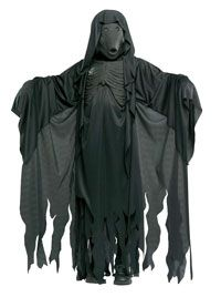 Scary Dementor Kids Harry Potter Costume - Harry Potter Costumes