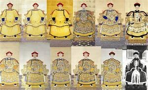 Emperors of Qing Dynasty