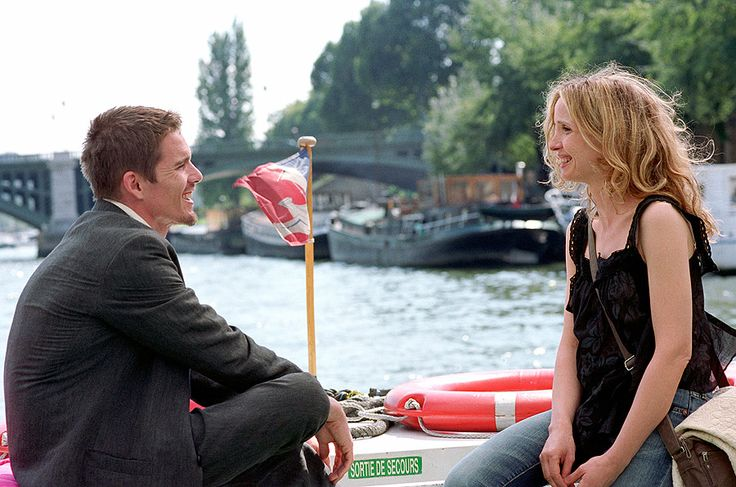 Before Sunset. Celine: Memory is a wonderful thing if you don't have to deal with the past.