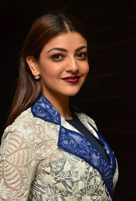 Kajal Aggarwal Latest Hot Cleveage Spicy White Trendy Skirt PhotoShoot Images At Entha Varaku Ee Prema Movie Audio Launch  actress Kajal Aggarwal