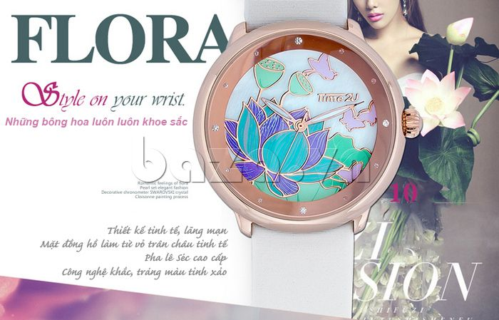 Time2U watch - Style on your wrist - http://baza.vn/dong-ho-nu/c