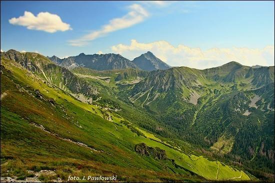 Karpacz Mountains