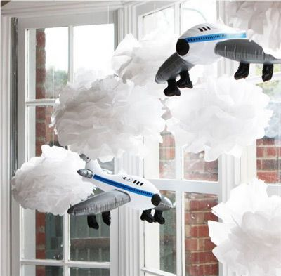545 best Parties Airplane Pilot Hot Air Ballons images on