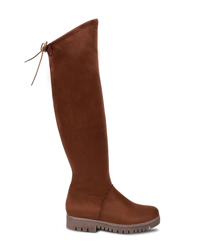 CARAD flat boot for comfy walks... Camel