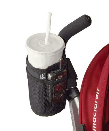 Another great find on #zulily! JL Childress Cup 'N Stuff Stroller Cup Holder by JL Childress #zulilyfinds