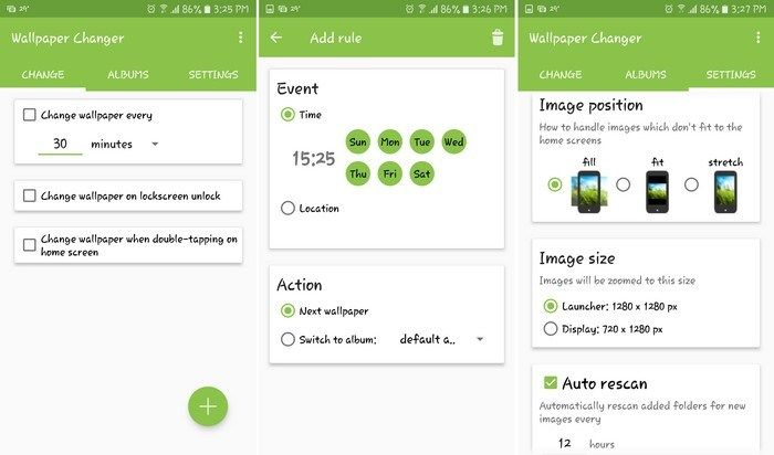 6 of the Best Android Wallpaper Changer Apps