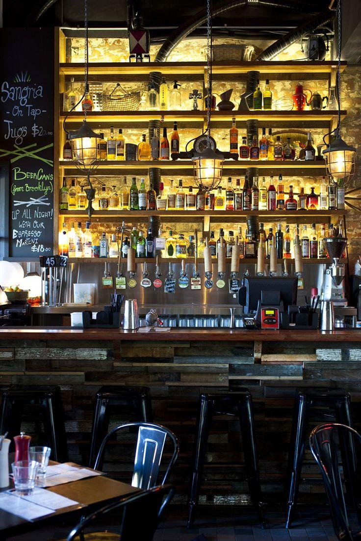 Alfredo 39 s pizzeria brisbane australia the bar looks like for Office design brisbane