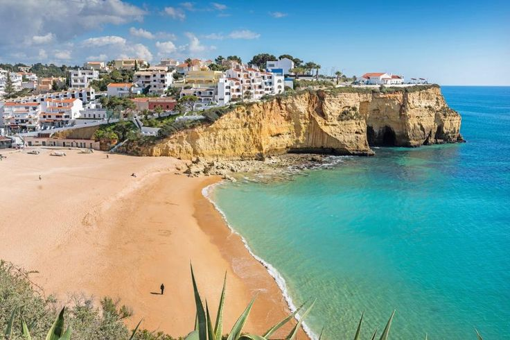 Carvoeiro, in the Algarve region of Portugal, is the best place in the world to live on the cheap. (Photo courtesy of Bengt Nyman/Flickr
