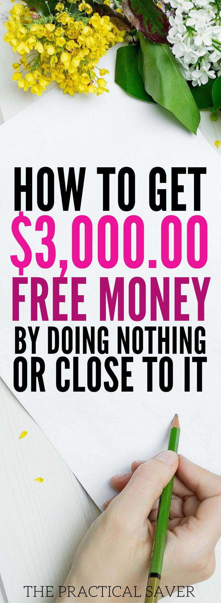 These free money hacks that work will blow your mind. You can make extra money at home doing less or nothing at all. money making ideas l get free stuff l save money tips l frugal living tips l credit card hacks l investing for beginners l earn extra cash ideas from home #extracash #moneymakingideas #freemoney #retirementincome #PersonalFinance #easymoney #moneymakers