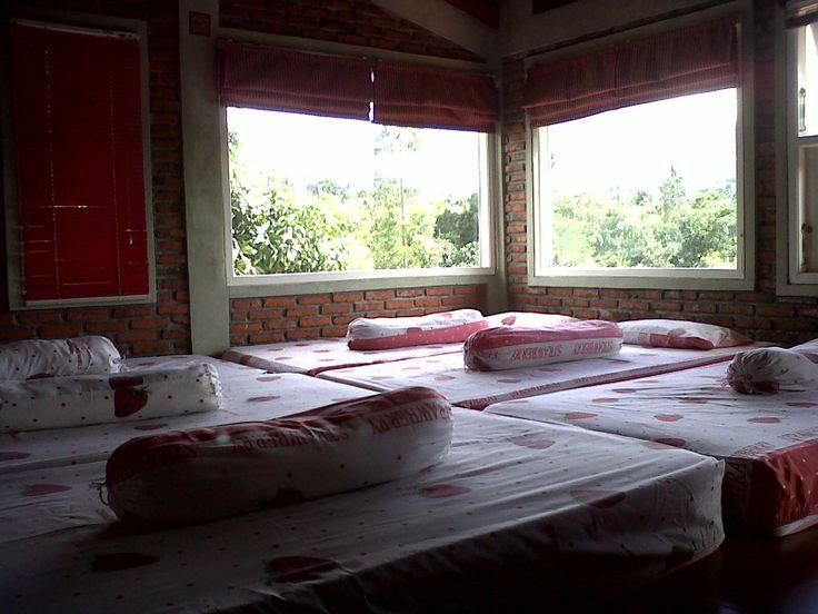 6 spring bed in 2nd floor