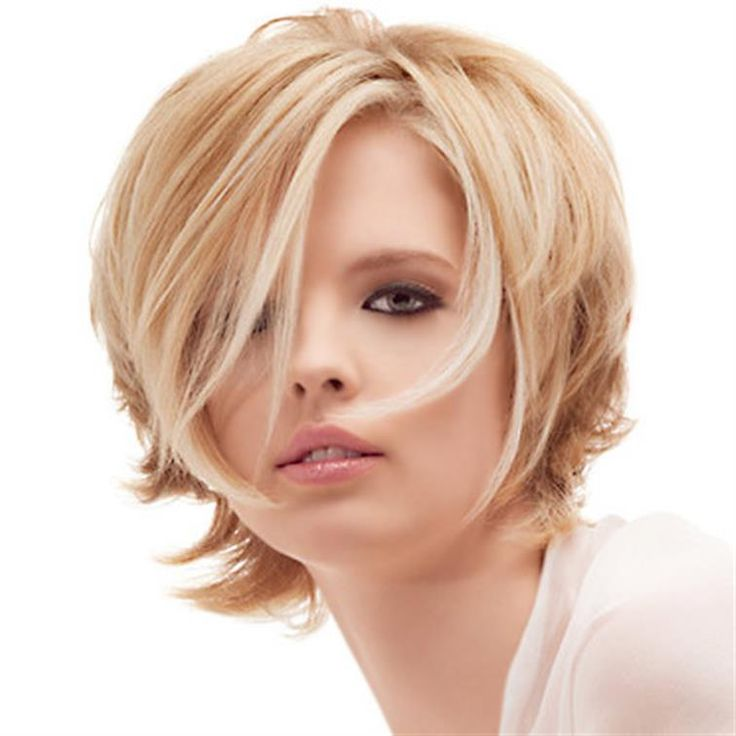 """When I get tired of my no fuss """"messy"""" style, want to try this! . . .  Bing : Short Hair Cuts for Women"""
