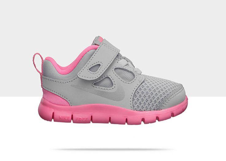 Nike Free 5 0 2c 10c Infant Toddler Girls Running Shoe