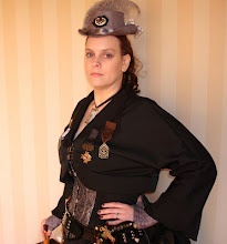 list of steampunk patterns, including free downloadable ones