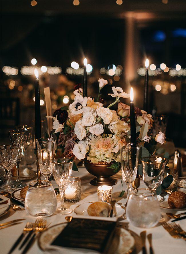 wedding reception locations nyc%0A Waterfront NYC Wedding for The Bachelor u    s Sharleen Joynt