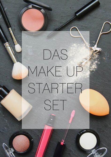 Die Make Up Grundausstattung