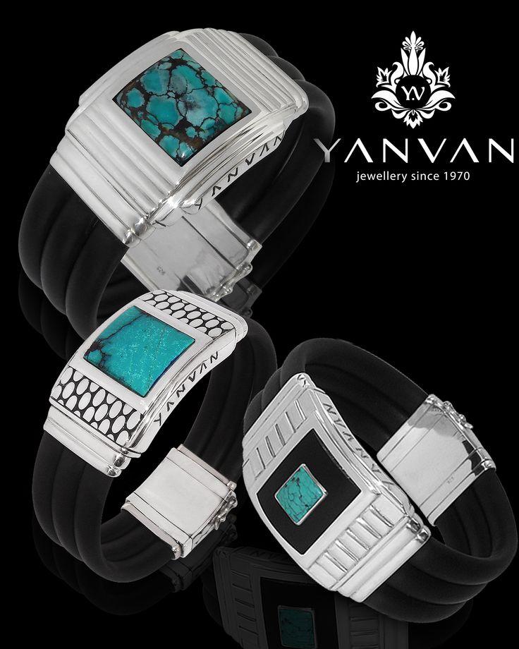 Krakatau & Muscat series...  by Yanvan Jewellery