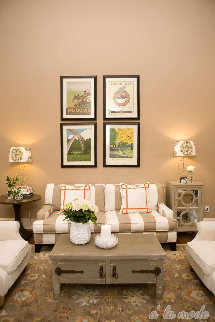 Show Me Living Rooms With Kilim Beige Paint Color Google