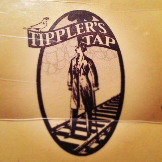 Tippler's Tap in Newstead, QLD