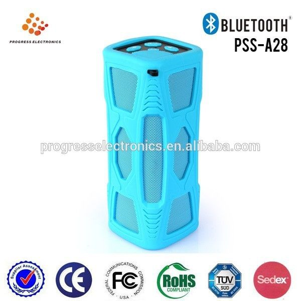 mini altavoces portatiles,waterproof bluetooth parlante,with microphone,TF card,hands free calling(PSS-A28) #Altavoces, #Portatiles