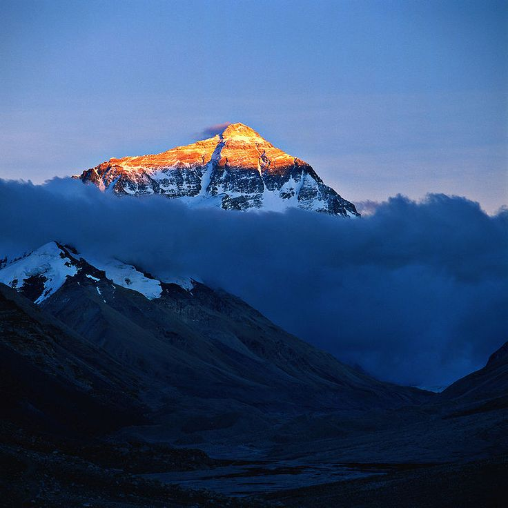 Mount Everest (topgold) - Everest Dağı - Vikipedi