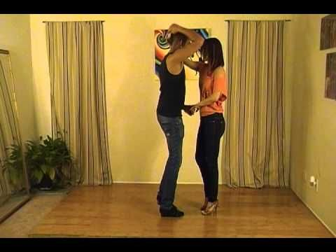 ▶ Jay Stylz From Dallas Tx Teaching a Advanced Bachata Pattern! dallas salsa lessons - YouTube