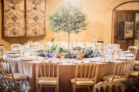 Wedding table decoration. Renata Enamorada.