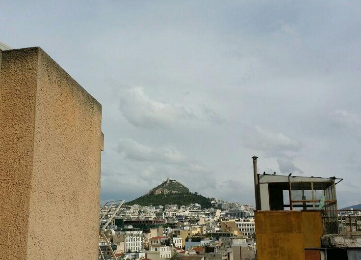 View from Anafiotika