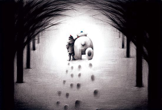 Click For Framed Example: Doug Hyde - A New Beginning