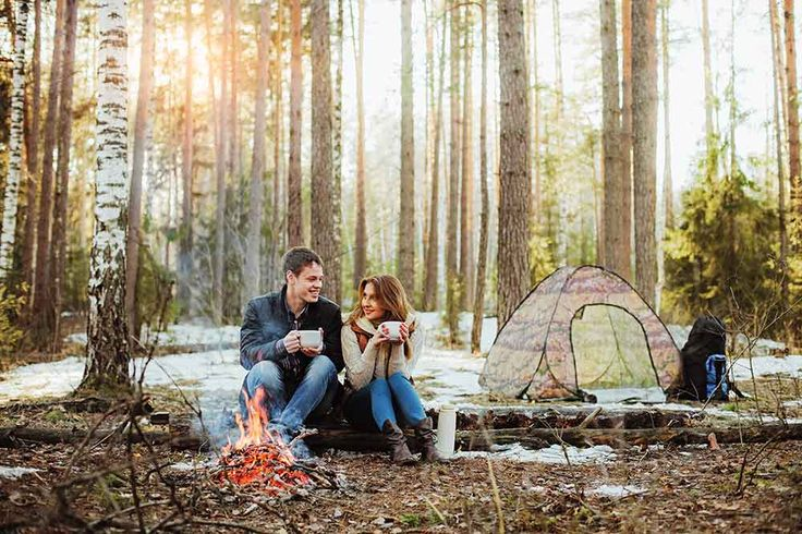 Printable camping food lists for couples, families large groups and more. Plus lots of tips on camping food essentials and how to pack for your next trip.