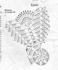 Image result for schematy na bombki szydełkowe